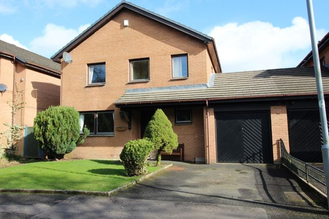 Thumbnail Detached house to rent in Whitelea Road, Kilmacolm, Inverclyde