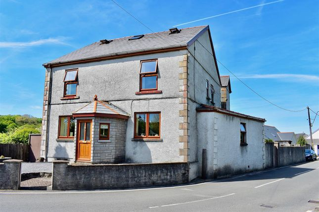 Thumbnail Detached house for sale in Pantyffynnon Road, Ammanford