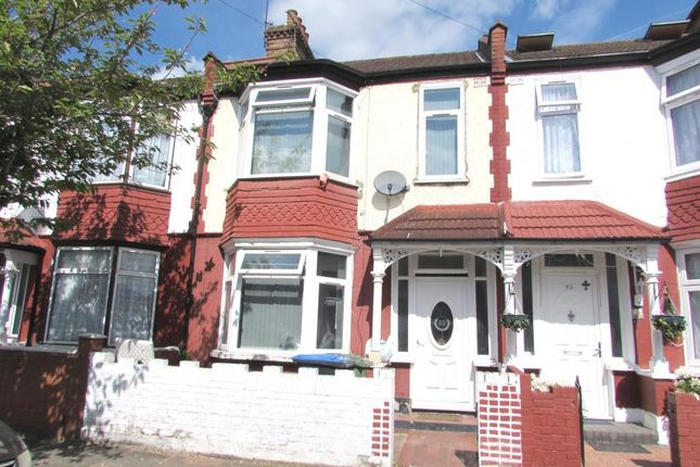 Thumbnail Terraced house to rent in Westbury Road, Wembley, Middlesex