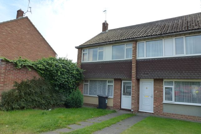 Thumbnail Semi-detached house to rent in St. Stephens Close, Canterbury