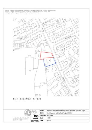 Thumbnail Land for sale in Syke Road, Tingley, Wakefield