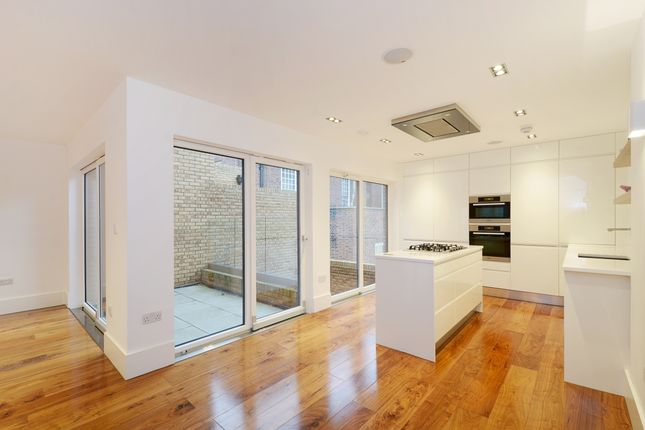 Thumbnail Property to rent in Parsons Gate Mews, London