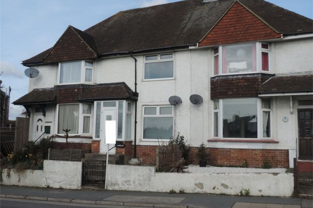 Thumbnail Terraced house for sale in Little Common Road, Bexhill On Sea, East Sussex