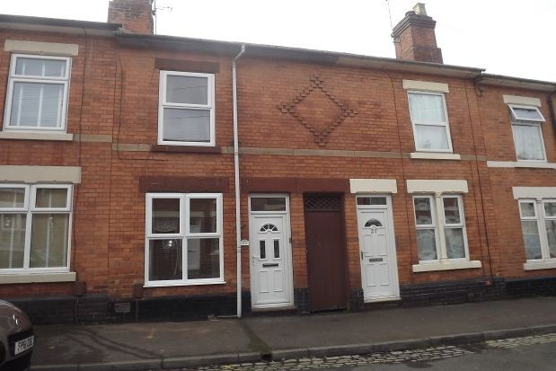 Thumbnail Property to rent in Leyland Street, Derby