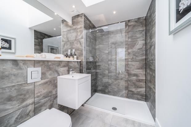 Ensuite of Stanstead Road, Hunsdon, Ware SG12