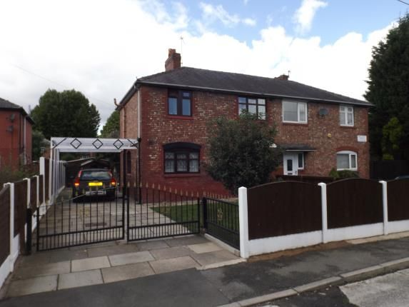 Thumbnail Semi-detached house for sale in Wallasey Avenue, Fallowfield, Manchester, Greater Manchester