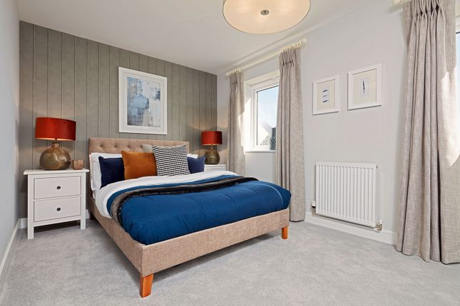 "2 bedroom terraced house for sale in ""The Harcourt A"" at Heron Road, Northstowe, Cambridge"