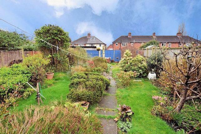 Rear Garden of Thompson Road, Bearwood, Smethwick B67