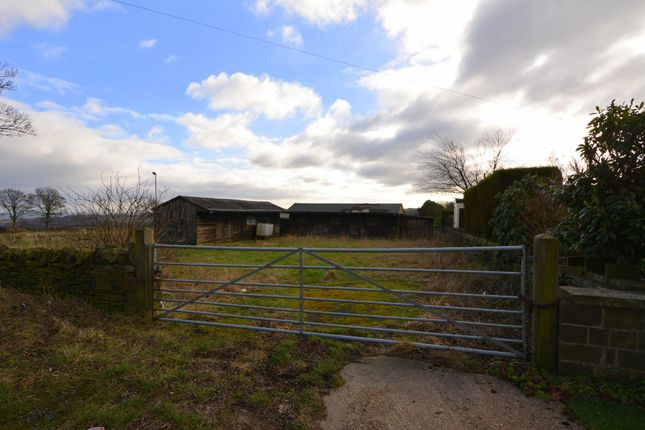 Thumbnail Land for sale in Carr Hill Road, Upper Cumberworth, Huddersfield