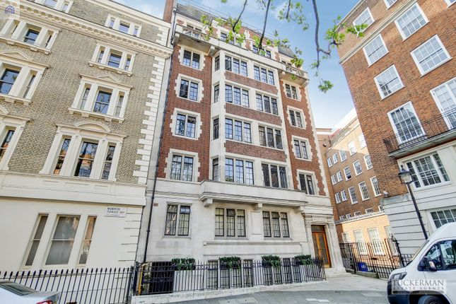 Exterior of Morpeth Terrace, London SW1P