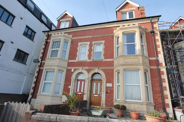 Thumbnail Semi-detached house for sale in Dock View Road, Barry