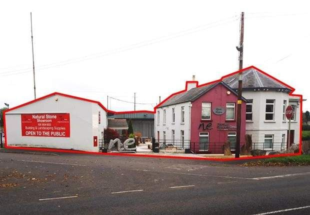 Thumbnail Industrial to let in Annaloiste Road, Lurgan, County Armagh