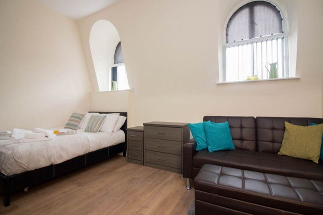Thumbnail Flat to rent in St. James Chambers, St. James Street, Derby