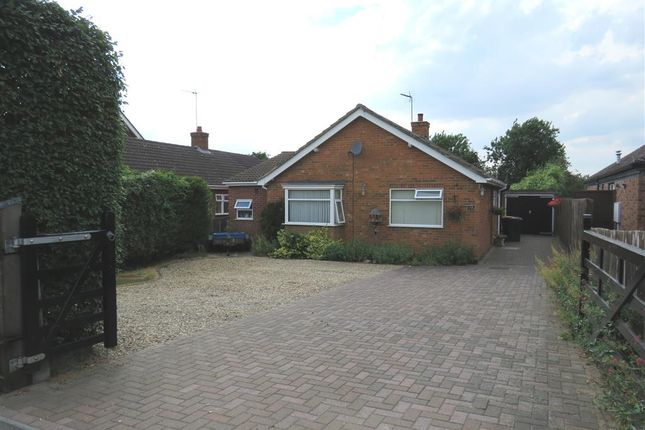 Thumbnail Detached bungalow for sale in Rushden Road, Wymington, Rushden
