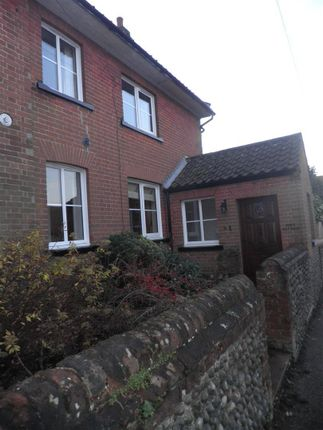 Thumbnail Cottage to rent in High Street, Southrepps, Norwich