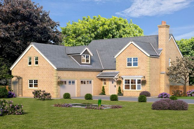 Thumbnail Detached house for sale in Plot 1, The Grosvenor, Bingley Road, Menston, Leeds