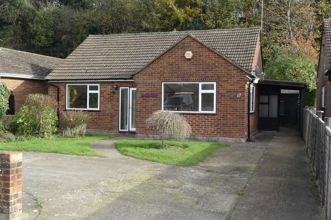 Thumbnail Detached bungalow to rent in Hillcrest Road, Biggin Hill, Westerham
