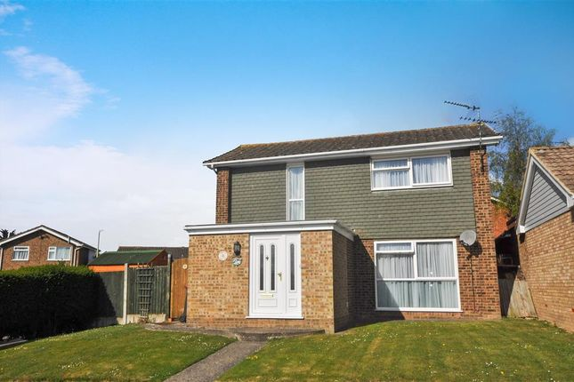 Thumbnail Detached house for sale in Halford Close, Herne Bay, Kent