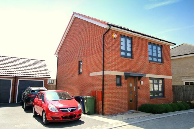 Thumbnail Detached house for sale in Oliver Way, St. Neots