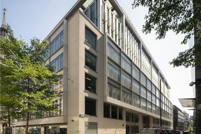 Office to let in 7th Floor, Bow Bells House, 1-11 Bread Street, London