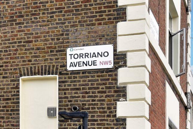 Thumbnail Studio to rent in Torriano Avenue, London