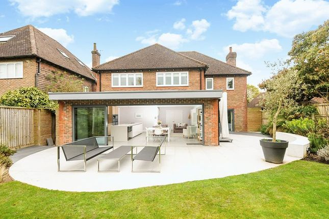 Thumbnail Detached House For Sale In Westgate, Chichester