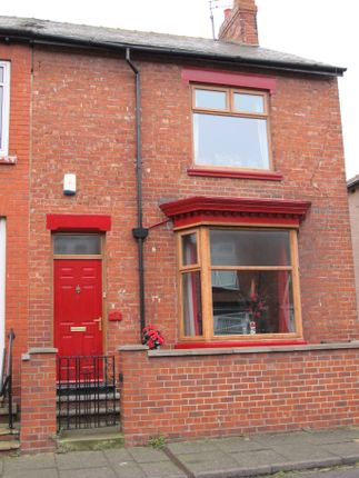 3 bed semi-detached house for sale in Crosby Street, Darlington
