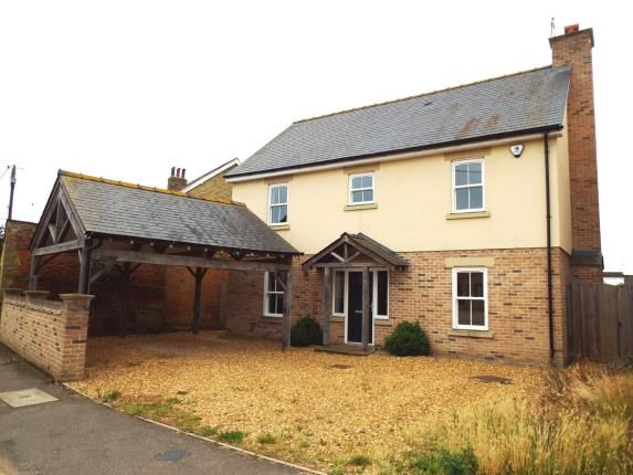 Thumbnail Detached house for sale in Haddenham, Ely, Cambridgeshire