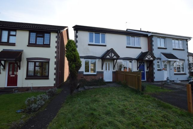Thumbnail Semi-detached house to rent in Wye Dale, Church Gresley, Swadlincote