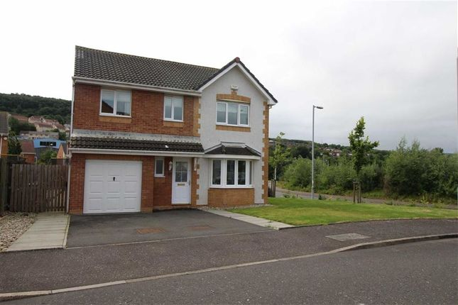 Thumbnail Detached house for sale in Inchgreen Gardens, Greenock