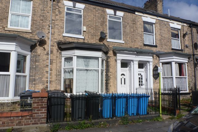 Thumbnail Duplex to rent in 19 Harley Street, Hull