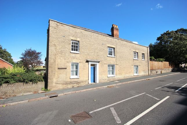 Thumbnail Flat for sale in Lexden Road, Colchester