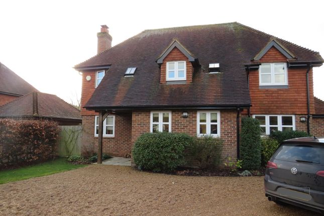Thumbnail Detached house for sale in Hazelden Place, East Grinstead