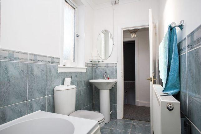 Bathroom of Midfield Terrace, Steelend, Dunfermline, Fife KY12