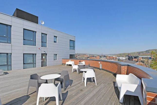 Studio for sale in West Bar House, 70 Furnace Hill, Sheffield City Centre