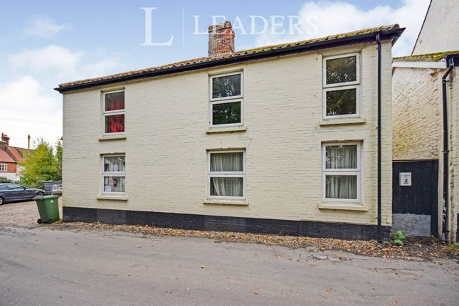 3 bed semi-detached house to rent in Spar House, Church Plain, Mattishall, Norfolk NR20