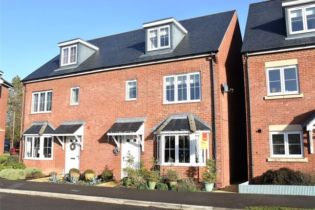 Thumbnail Semi-detached house for sale in Almswood Road, Tadley, Hampshire