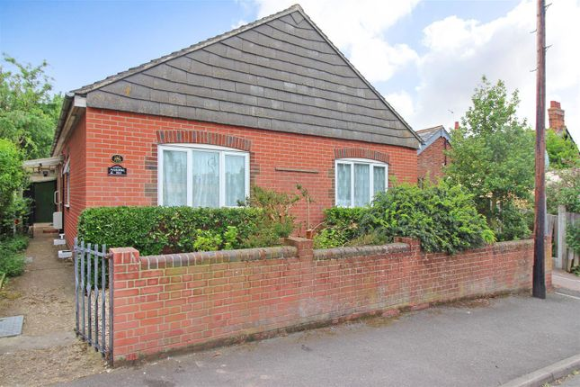 Thumbnail Detached bungalow for sale in Guildford Road, Canterbury