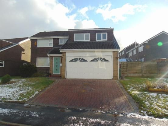 Thumbnail Detached house to rent in Whitestone Close, Lostock