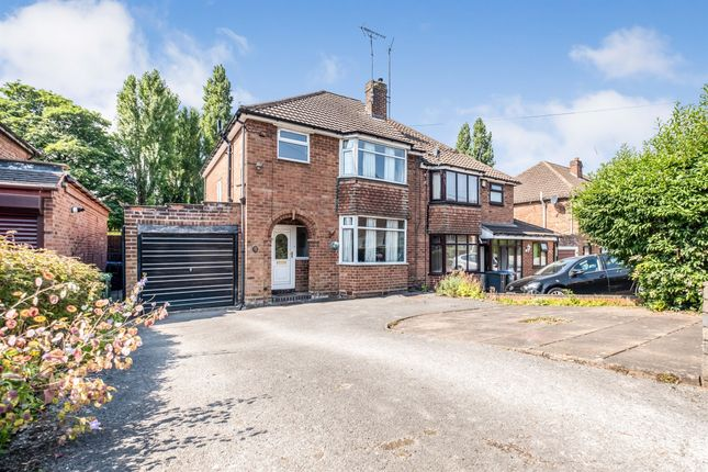 3 bed semi-detached house for sale in Hamstead Road, Great Barr, Birmingham B43