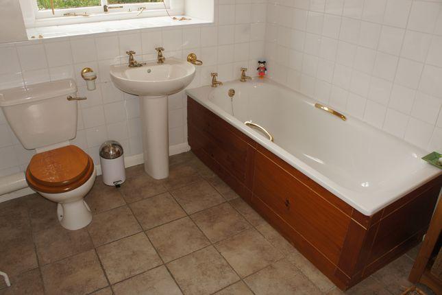 Bathroom of 43A Fleet Street, Beaminster DT8