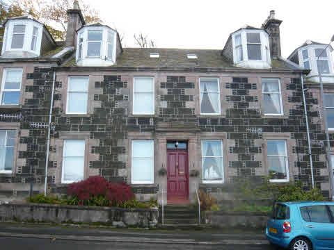 Thumbnail Flat for sale in 6, Victoria Place, Port Bannatyne, Isle Of Bute
