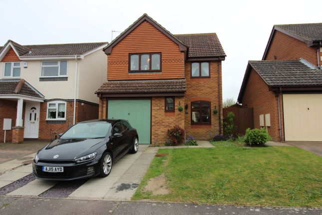 Thumbnail Detached house to rent in Nidderdale, Carlton Coville, Lowestoft