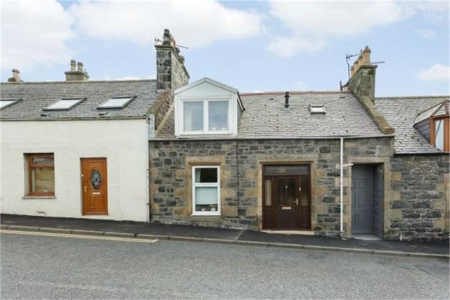 Thumbnail Terraced house for sale in Skene Street, Macduff, Aberdeenshire