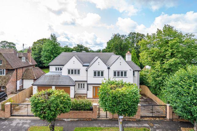 Thumbnail Detached house for sale in Orchehill Avenue, Gerrards Cross, Buckinghamshire
