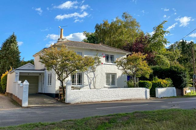 Thumbnail Detached house for sale in Cricket Green Lane, Hartley Witney, Hook