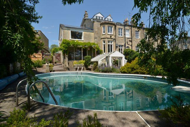Thumbnail Town house for sale in The Prospect, Hilperton Road, Hilperton, Trowbridge