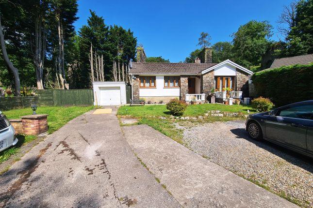 Thumbnail Detached bungalow for sale in Meadow View, Blackmill, Bridgend