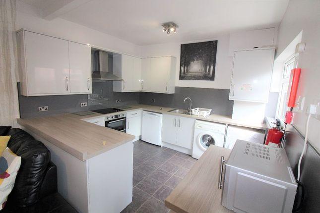 Thumbnail Terraced house to rent in Brackenbury Road, Preston, Lancashire