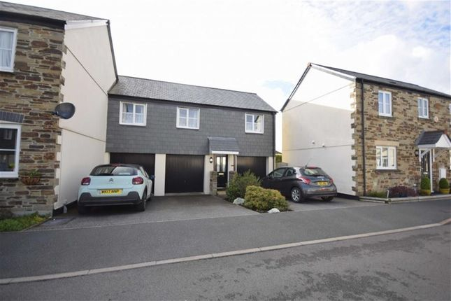 Thumbnail Flat for sale in Treclago View, Camelford